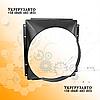 Кожух вентилятора МАЗ 642290-1309011 диффузор