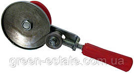 Ключ закаточний на підшипнику з підкруткою