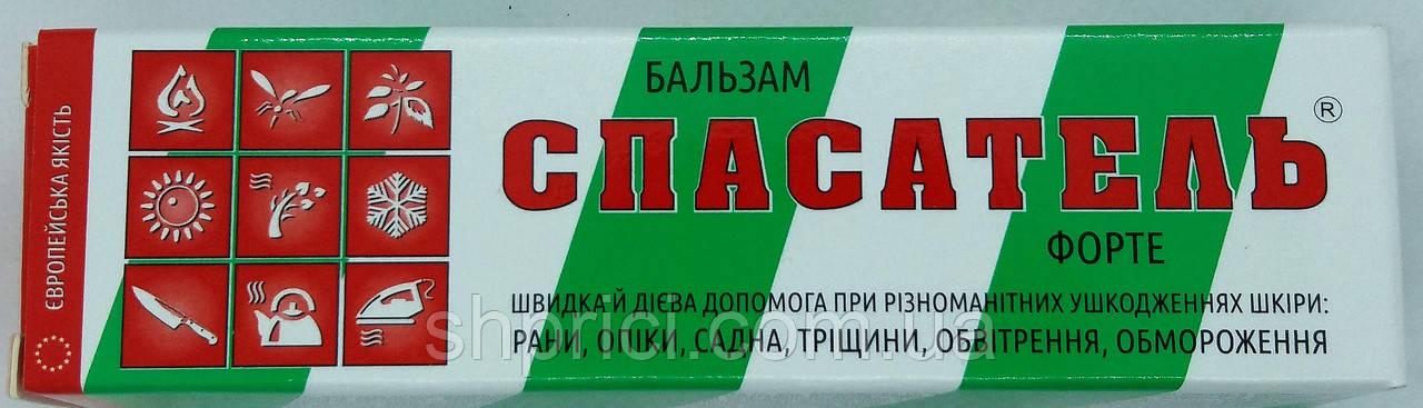 """""""Спасатель форте"""" бальзам, 30 гр/ DR RETTER EC"""