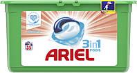 Средство для стирки Ariel 3в1 Sensitive капсулы 35шт.