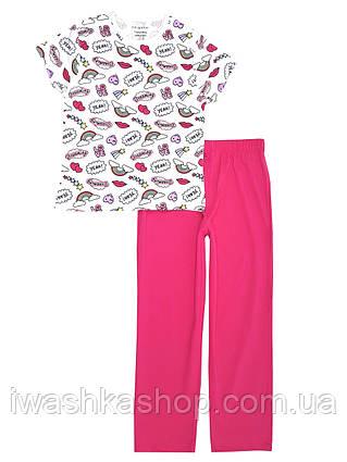Бавовняна піжама для дівчинки 7-8 років, Primark