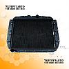 Радиатор водяного охлаждения ЗИЛ -130 4-х рядный /130-1301007-Б / Иран.