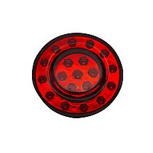 Фонарь задний светодиодный Красный NEOPLAN 18LED NOKTA