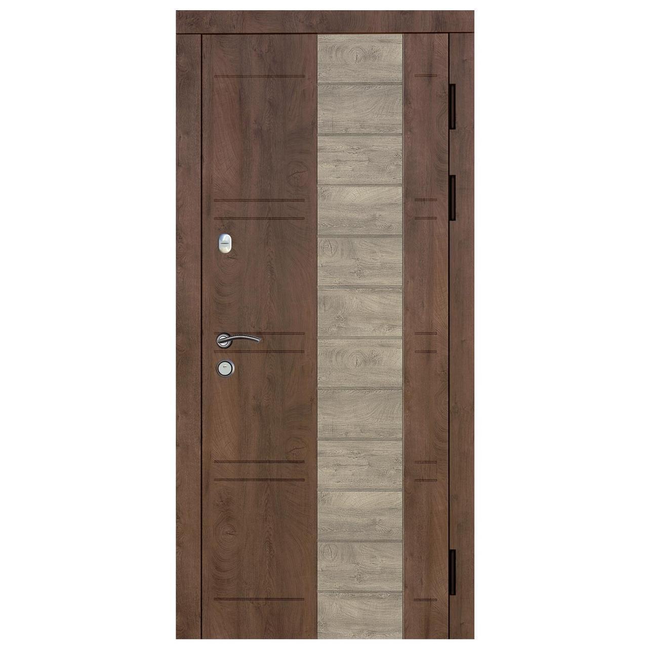 Двері вхідні SARMAK COMBO Бона
