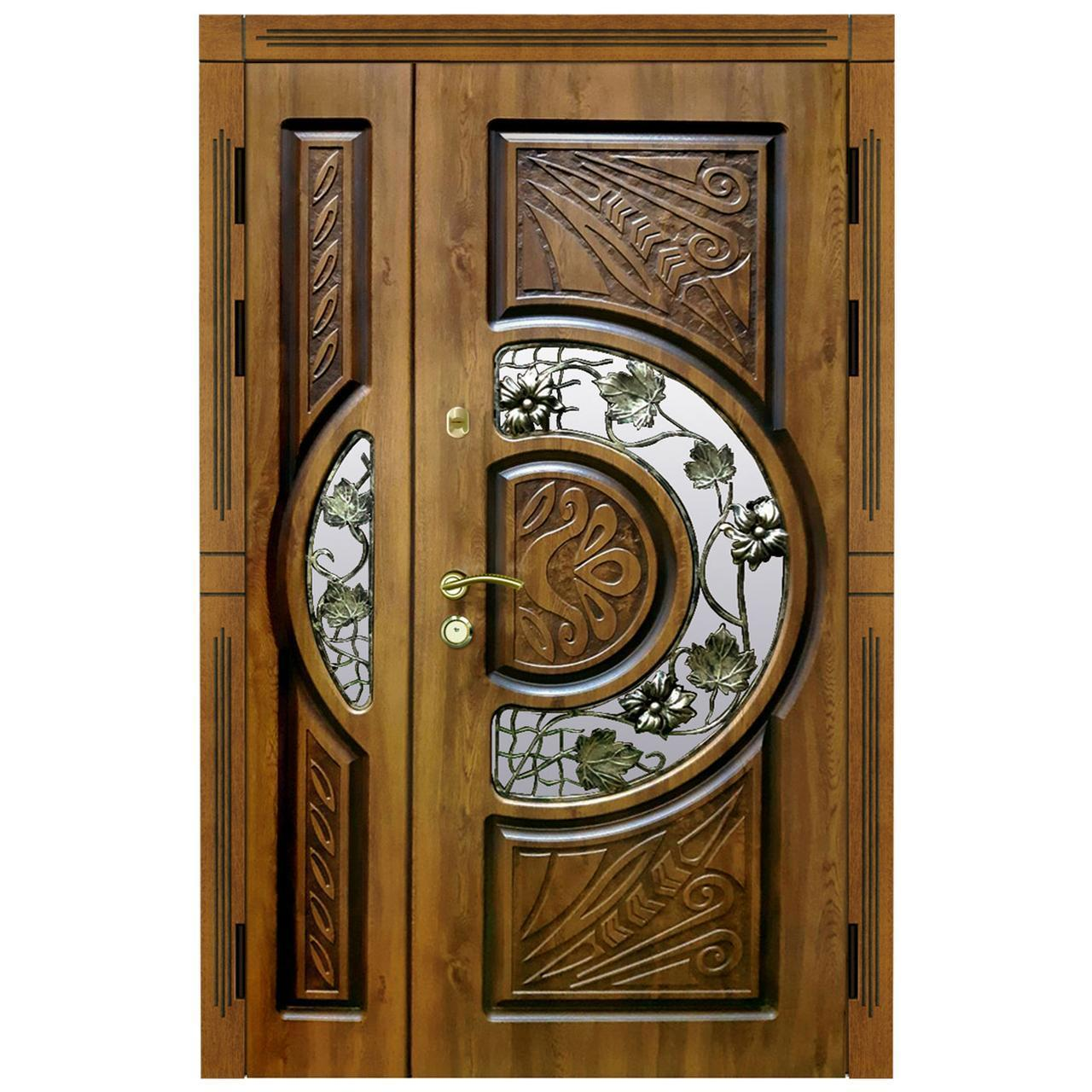 Двері вхідні SARMAK COTTAGE Адамант New