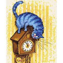 Картина по номерам. «5 минут» (КНО4083)