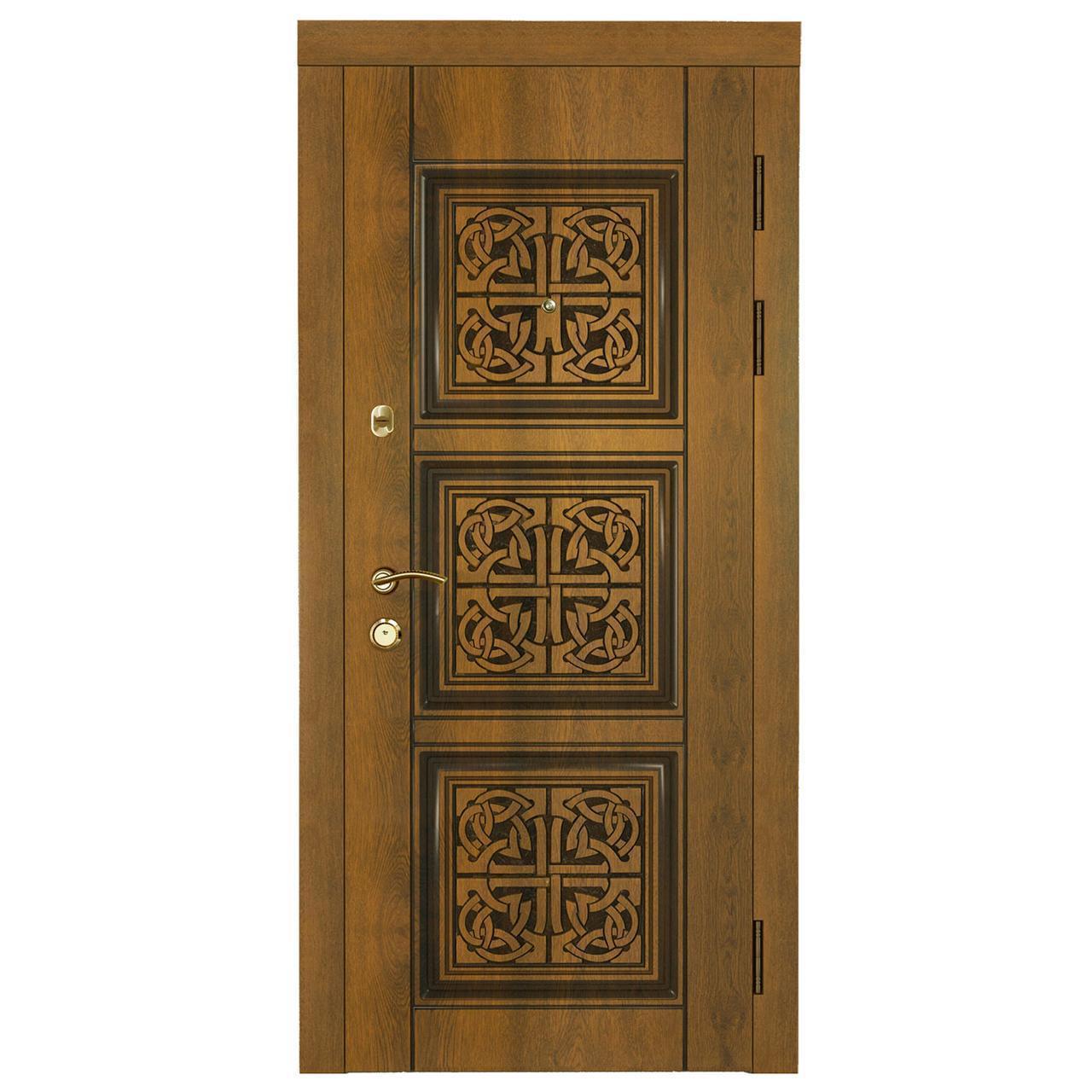 Двері вхідні SARMAK 3D Кадіс
