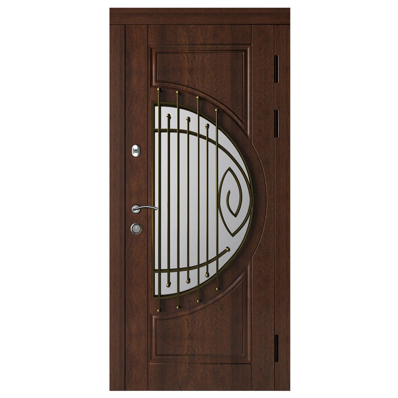 Двері вхідні SARMAK COTTAGE Адамант
