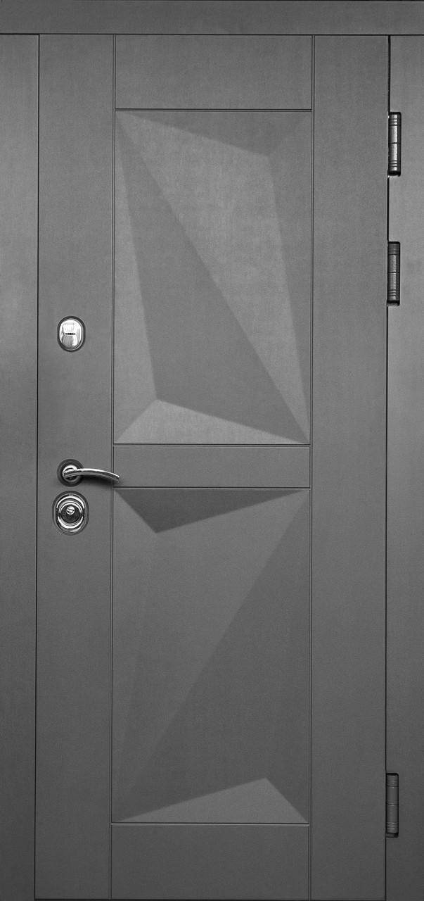 Двері вхідні SARMAK MODERN Діамант