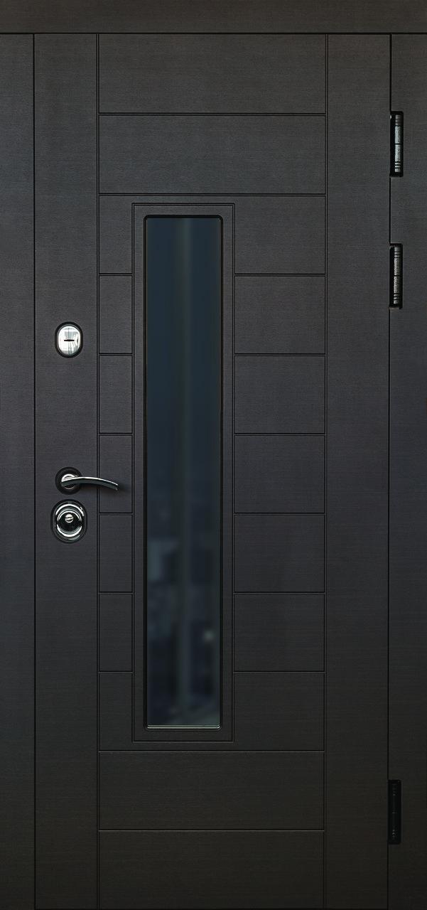 Двері вхідні SARMAK GLASS Бостон