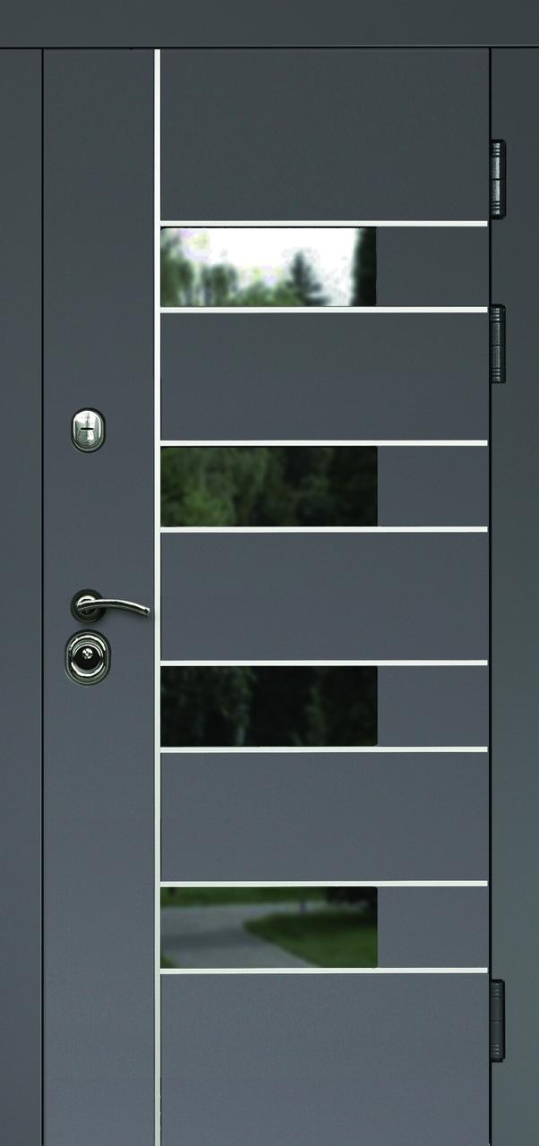 Двері вхідні SARMAK GLASS Герда