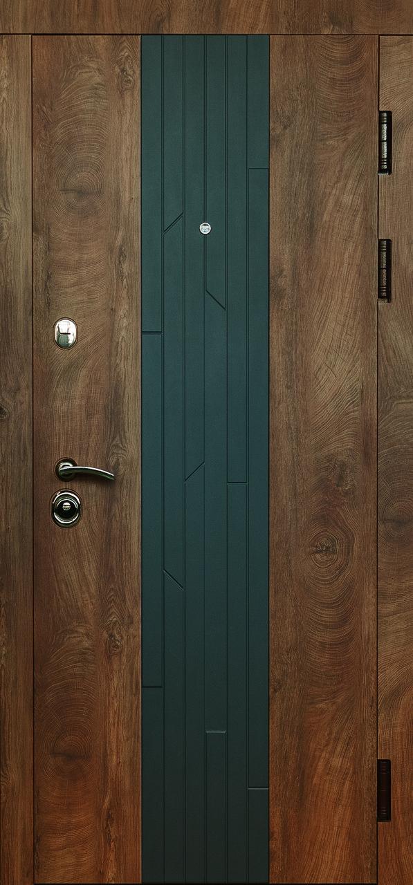 Двері вхідні SARMAK COMBO Вегас