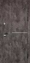 Двері вхідні SARMAK COMBO Лана/Коньячний, попелястий