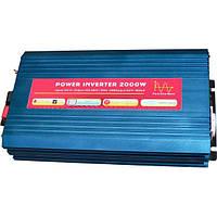Инвертор NV-P 2000Вт 24-220