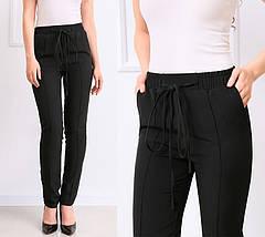 """Стильные женские брюки с высокой посадкой """"Indigo"""", фото 3"""