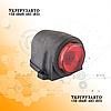 Габаритный фонарь светодиодный Красный 24v 10LED NOKTA