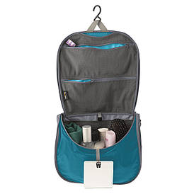 Косметичка Sea To Summit TL Hanging Toiletry Bag L Blue/Grey