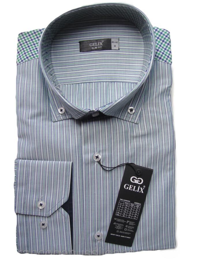 Мужские рубашки от Gelix -Турция