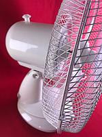 Бытовой настольный вентилятор bitek bt-1610 40См 40ВТ