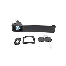 Ручка двері MAN F2000 - M2000 - L2000 - F90 - M90 - G90 з циліндром замку і комплектом ключів