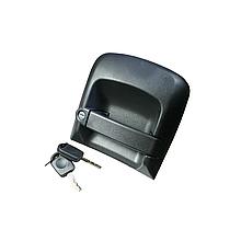 Ручка двері MAN TGA - TGL - TGM - TGS - TGX Права сторона з циліндром замку і комплектом ключів