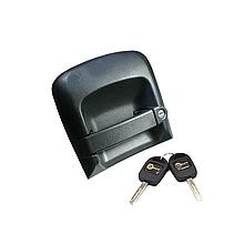 Ручка двері MAN TGA - TGL - TGM - TGS - TGX Права сторона з циліндром замку і комплектом ключів KENT