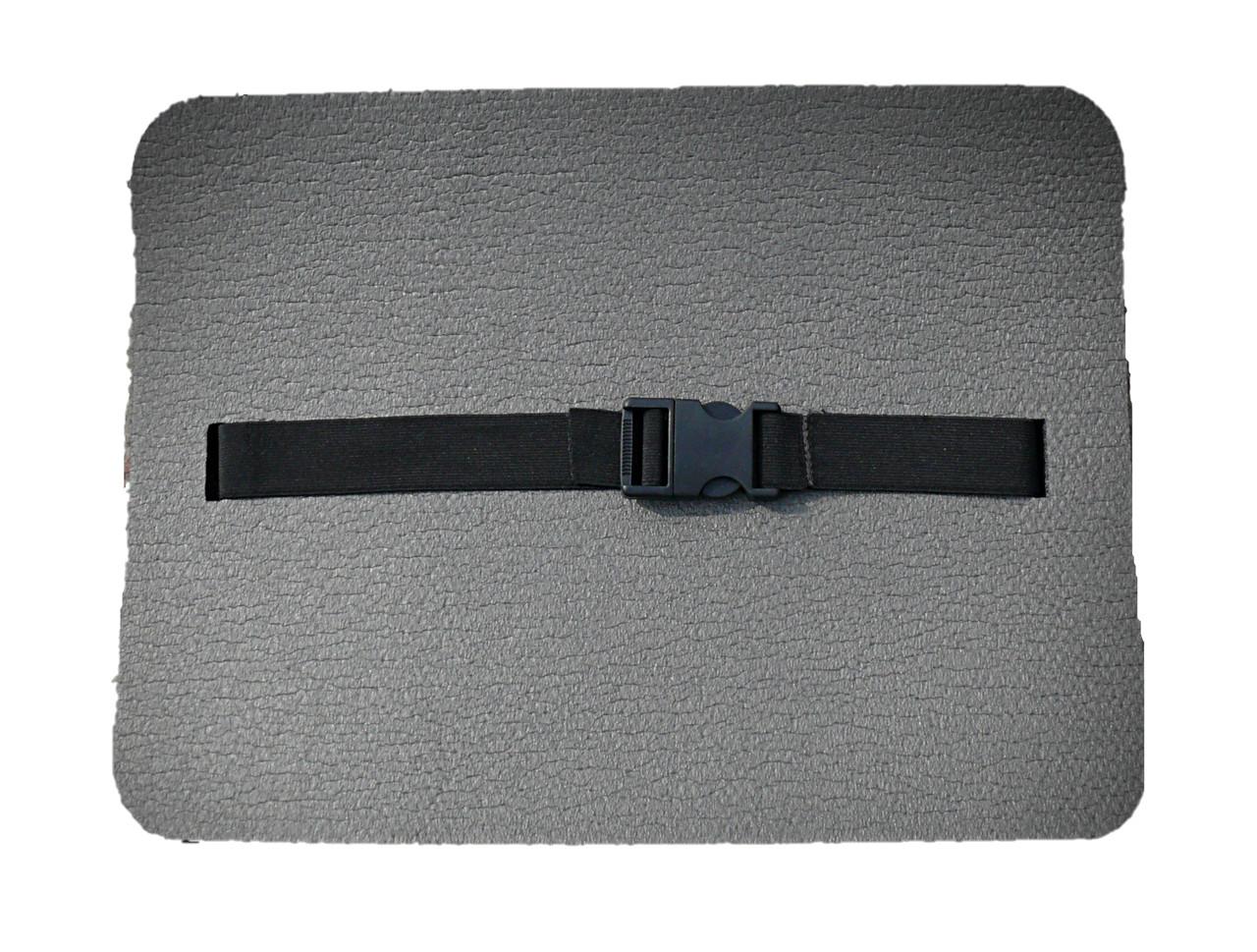 Туристическое сидение, размер 30х40 см, серый,  т. 40 мм, TERMOIZOL®