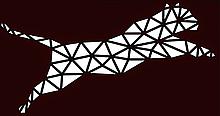 Декоративная картина Karmen Тигр белый 401