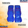 Чехлы на сиденья DAF XF105 Синие