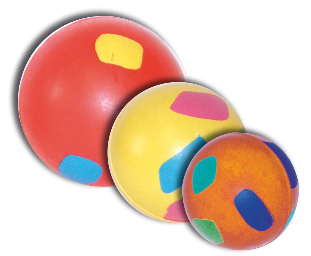 Игрушка для собак CROCI. Мяч литой, резина, 7,5 см