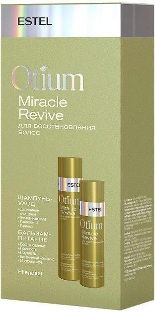 Набор Estel Professional Otium Miracle Revive 250мл/200мл