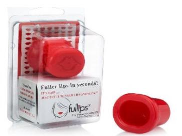 Пампинг для увеличения губ Fullips Fuller Lips in Seconds