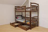 Ліжко двохярусне Білосніжка (Каріна)