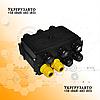 Распределительная коробка электропроводки прицепов и полуприцепов (7Х7) 24V SERTPLAS
