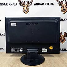 "Монитор б/у 22"" NEC AccuSync 224WM (TN / 1680x1050 (16:10) / VGA), фото 2"