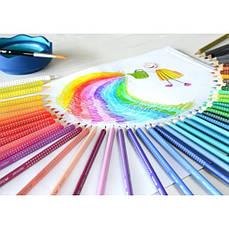 Акварельные цветные карандаши серии GRIP