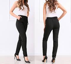 """Стильные женские брюки с высокой посадкой """"Indigo"""", фото 2"""