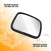 Зеркало заднего вида сферическое дополнительное V2 182*182*55 мм