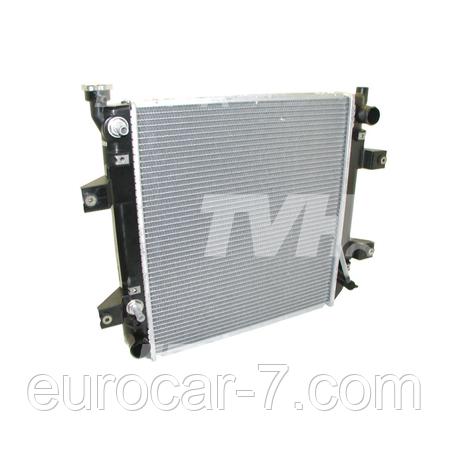 Радіатор охолодження для навантажувача Mitsubishi (Мітсубіші)