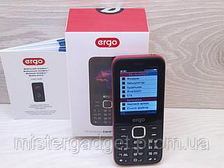 Мобільний телефон Ergo F243 Swift Dual Sim Black