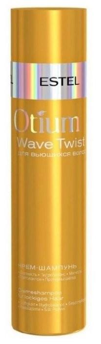 Крем-шампунь для вьющихся волос Estel Professional Otium Wave Twist 250 мл.