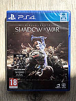 Middle-Earth Shadow of War (рус. суб.) PS4, фото 1