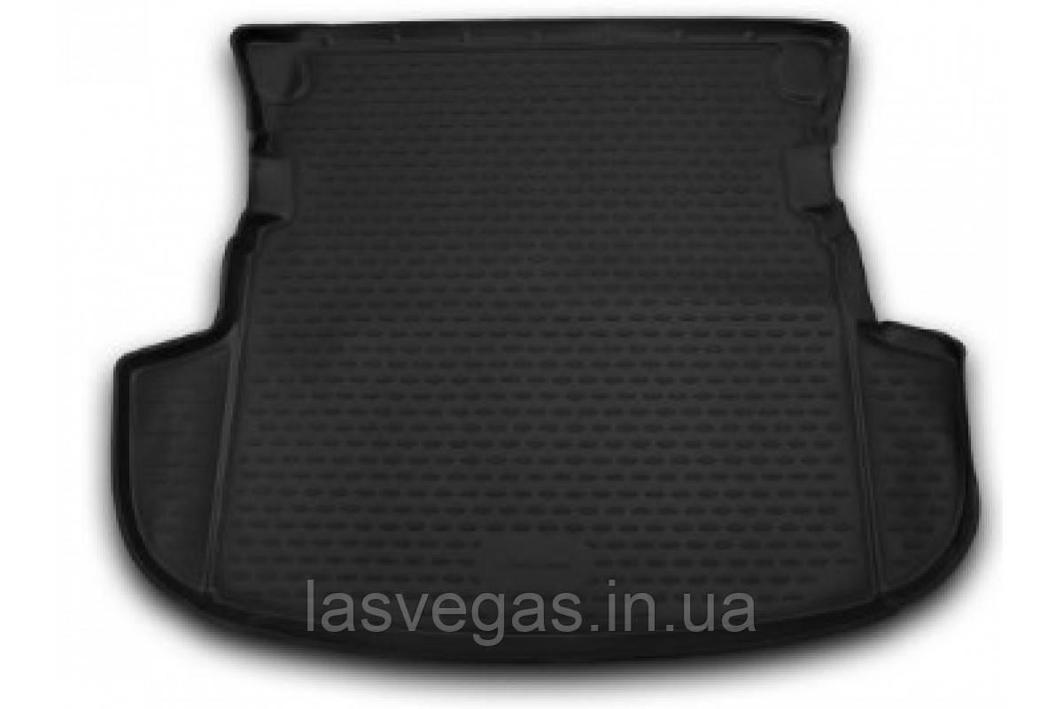 Коврик в багажник  MITSUBISHI Outlander 2012- кросс. без органайзера