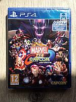 Marvel vs. Capcom (рус. суб.) PS4, фото 1