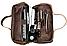 Рюкзак-сумка 2 в 1 для ноутбука Vintage 20035 Коричневый, фото 7