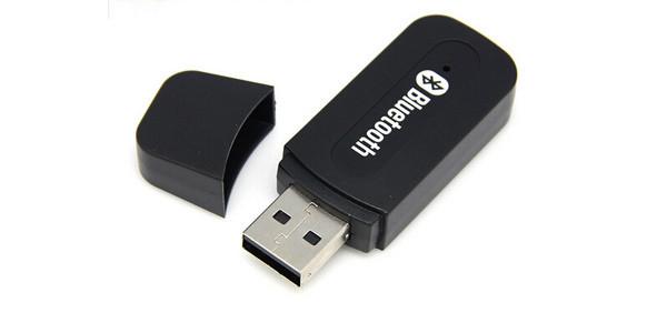Bluetooth приемник беспроводной 3.5 Jack Music Reciver Спартак BT-163