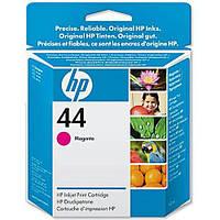 Картридж струйный HP Hewlett Packard 51644ME Magenta Пурпурный HP 44 цветной новый оригинальный