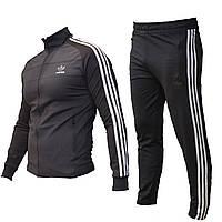 Спортивный костюм мужской Adidas. Ластиковый спортивный костюм Адидас.   AD sport