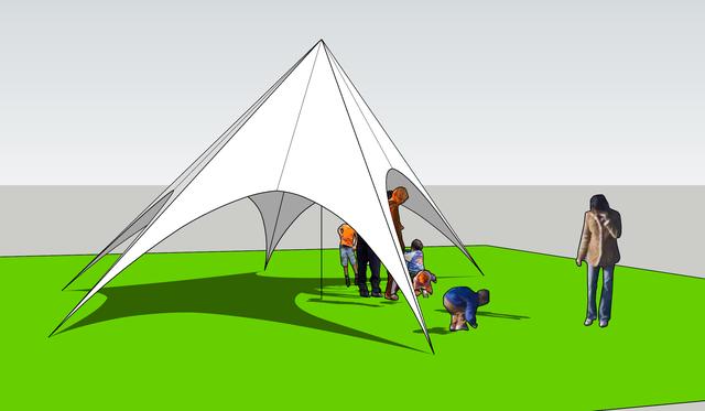 палатки шатры для концерта