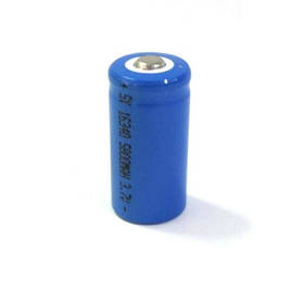 Аккумулятор 16340 Li-Ion 3.7V MHZ 5800 mAh